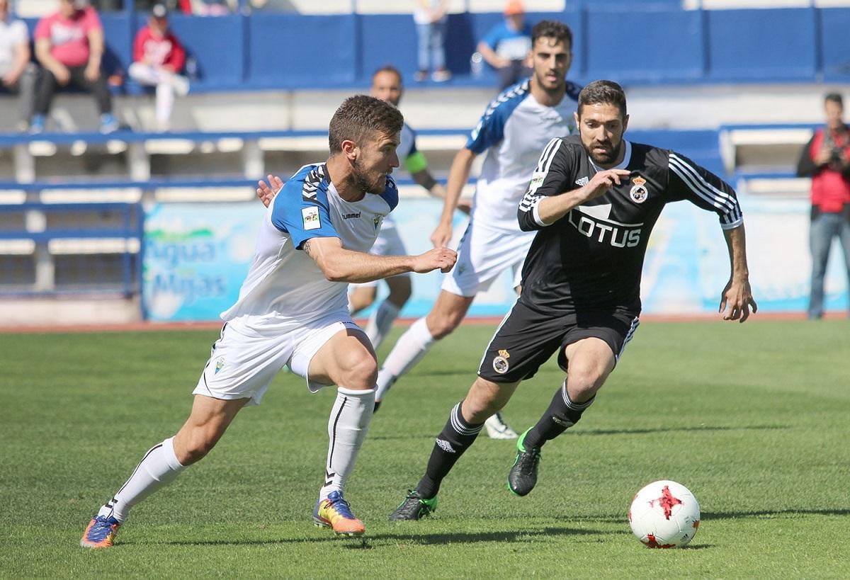 Marbella FC suma 14 jornadas sin perder tras ganar a la Balona con gol de Ferrón