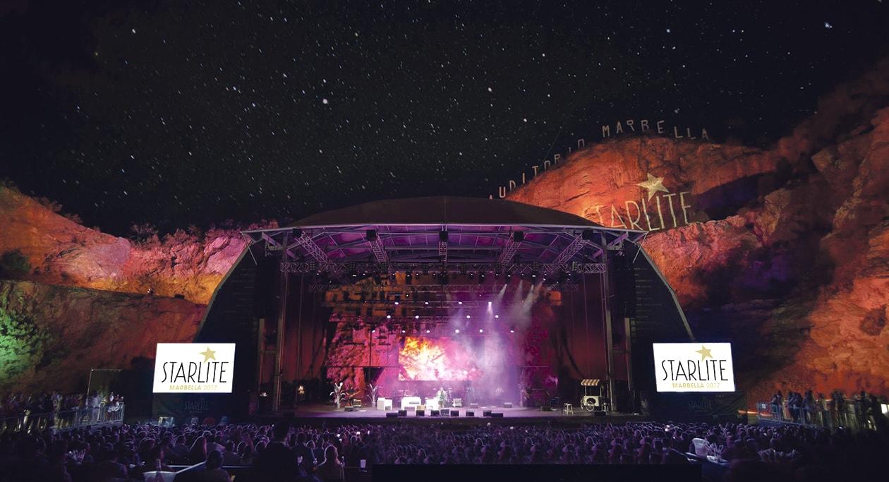 festival Starlite como evento de especial interés municipal