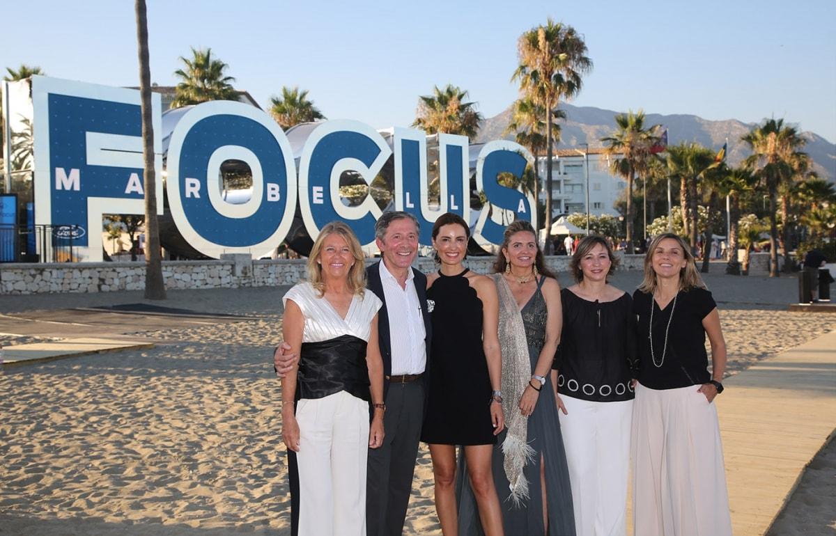 La alcaldesa destaca la fortaleza de Marbella para ser escenario de eventos internacionales
