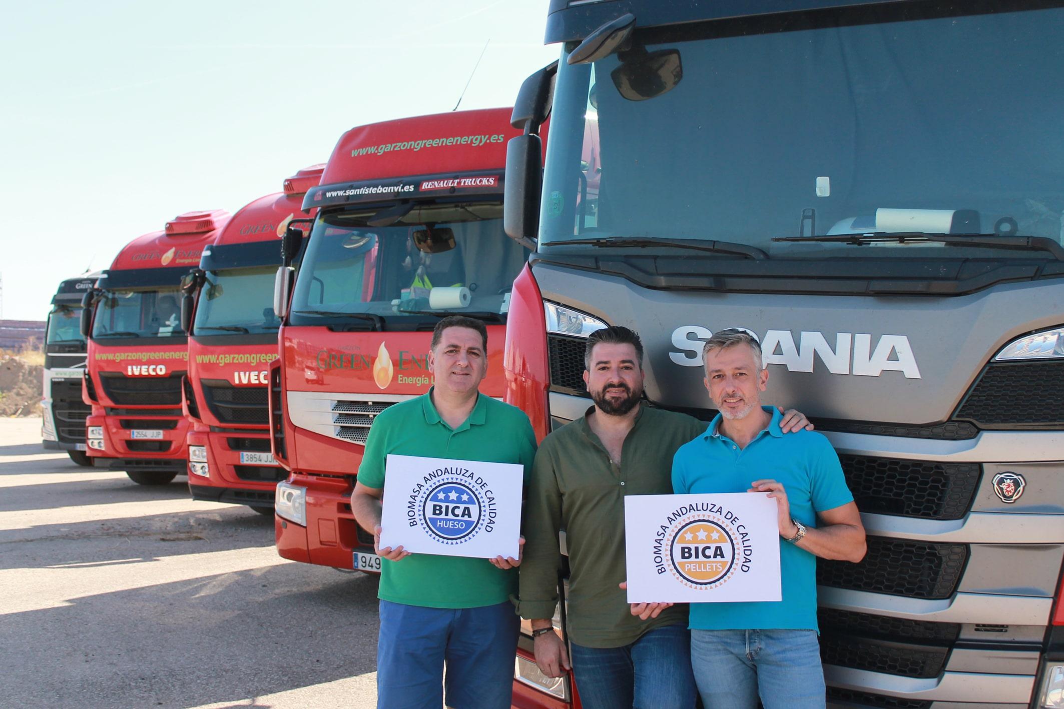 Garzón Green Energy logra el sello de calidad de la biomasa andaluza BICA