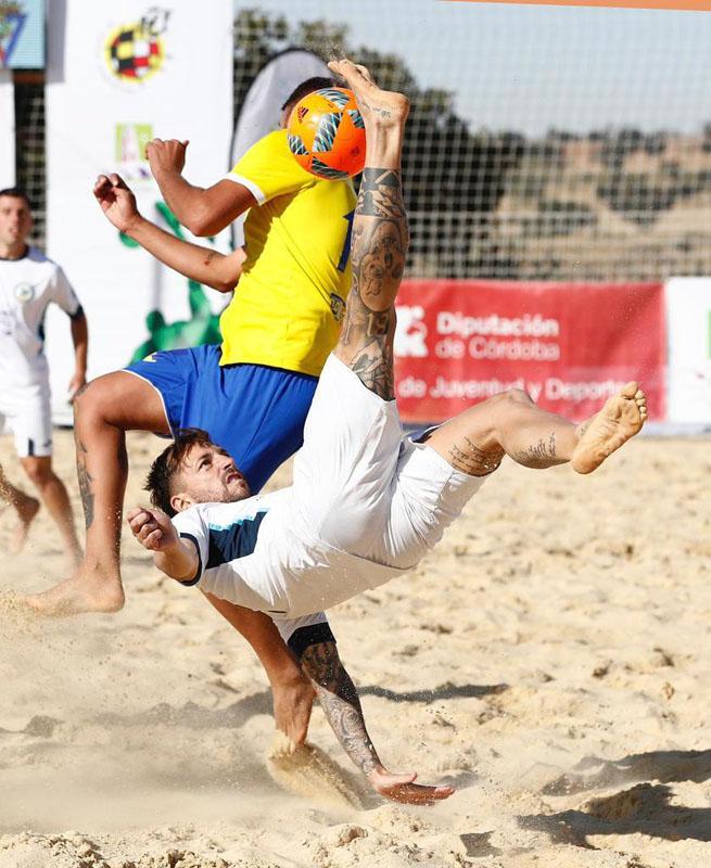 Fútbol Playa.