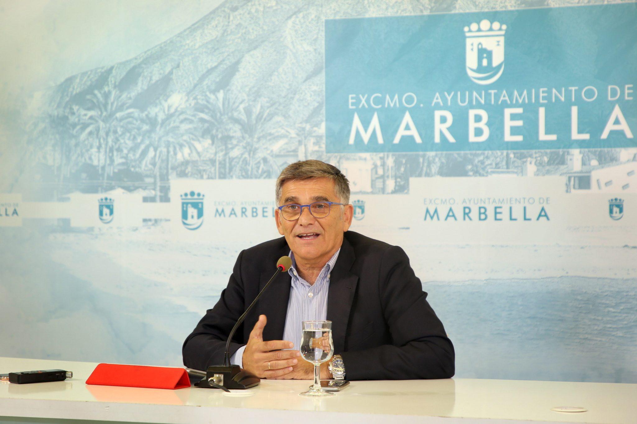 García destaca la inversión en obras de 41 millones de euros en el último año