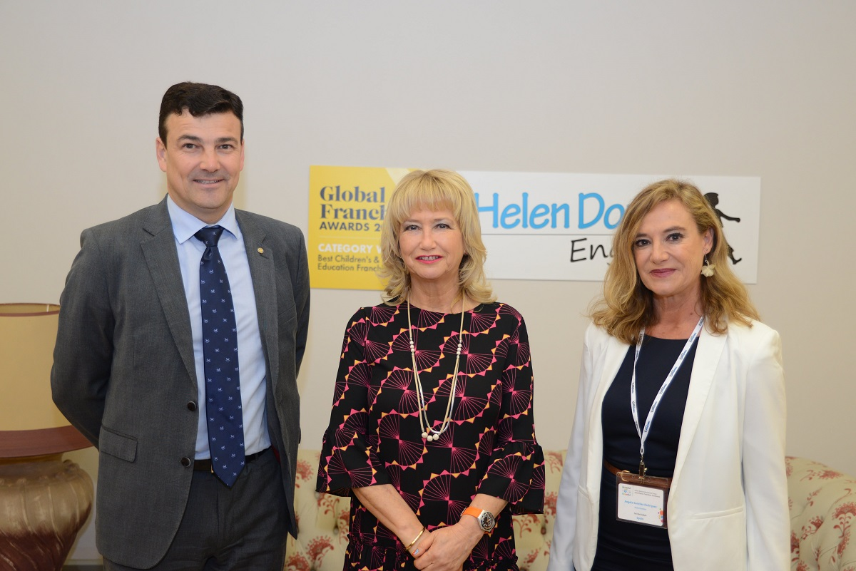 Conferencia Anual de Master Franquiciadores Helen Doron, en Marbella