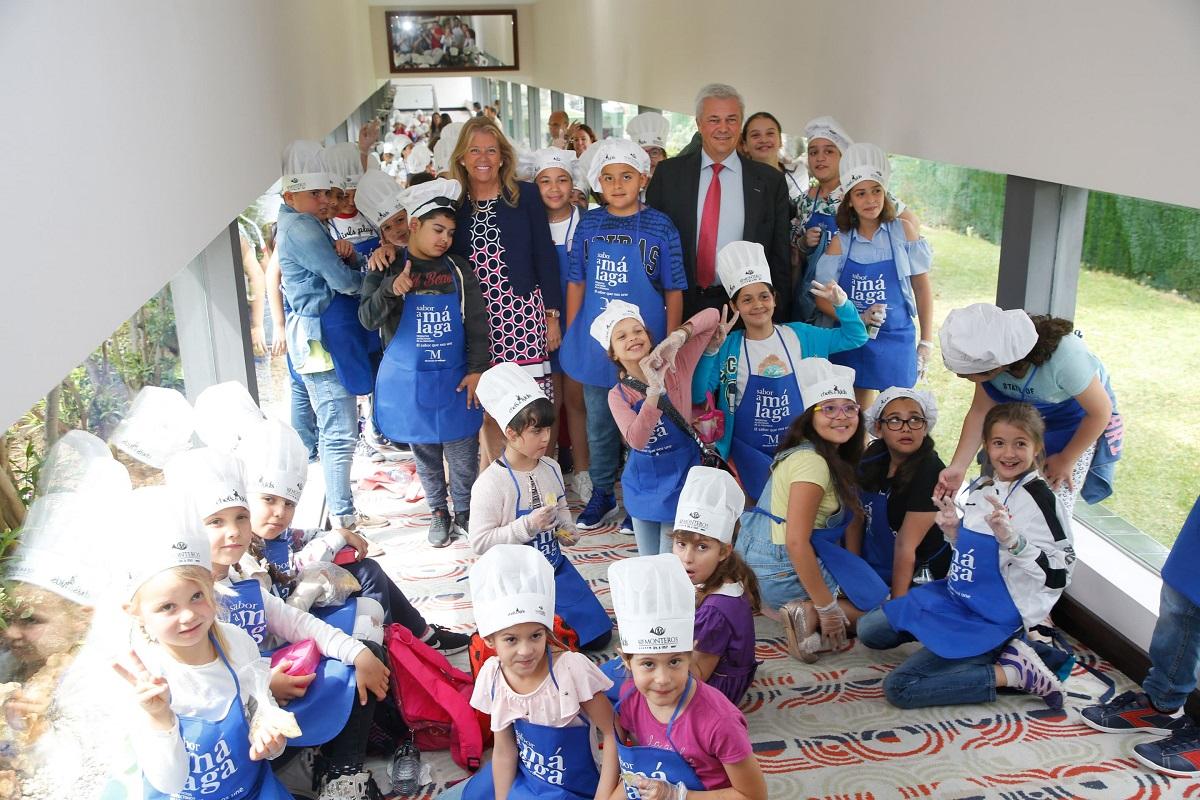 Marbella une alta gastronomía y solidaridad en la celebración de 'Chefs&Kids'