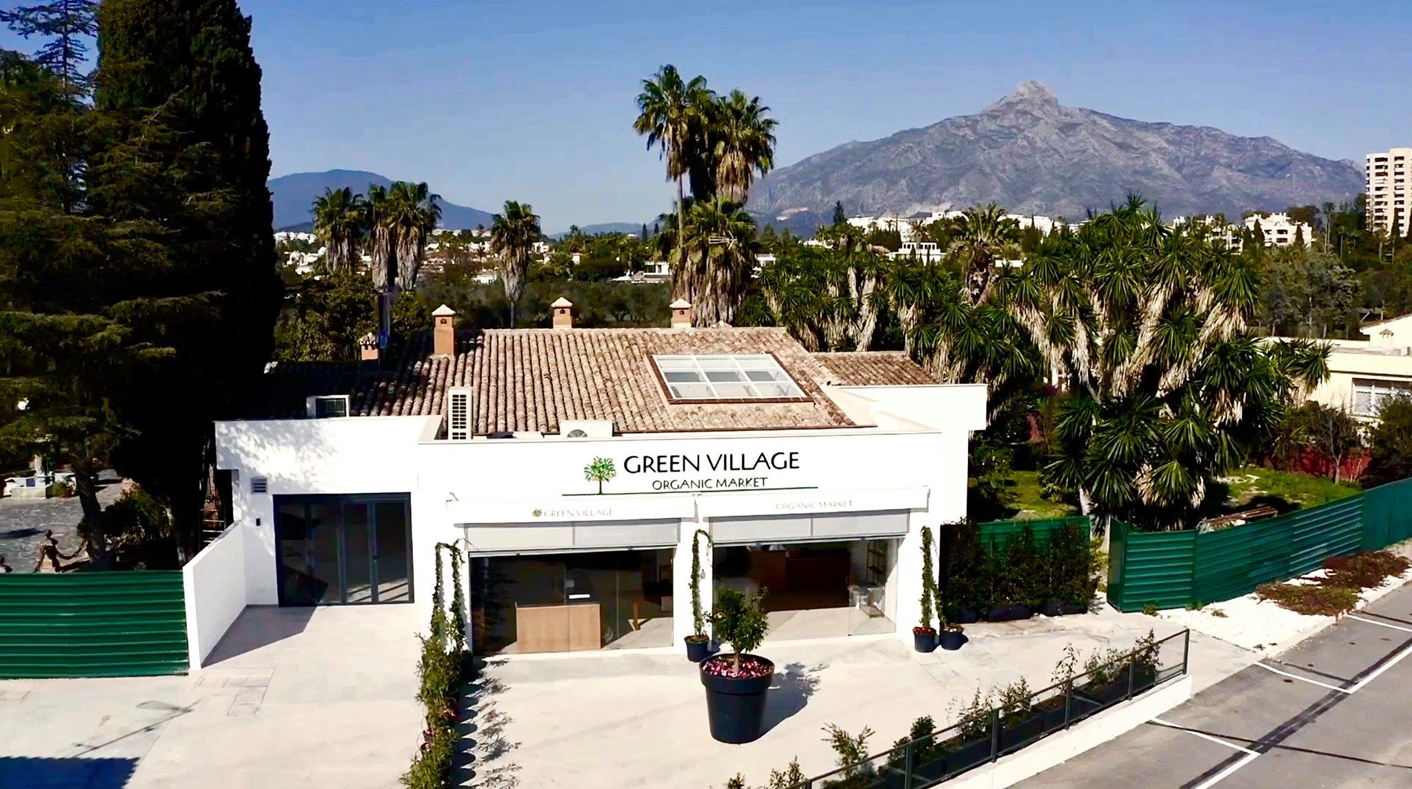 Green Village se convierte en el supermercado orgánico más grande de Marbella y alrededores
