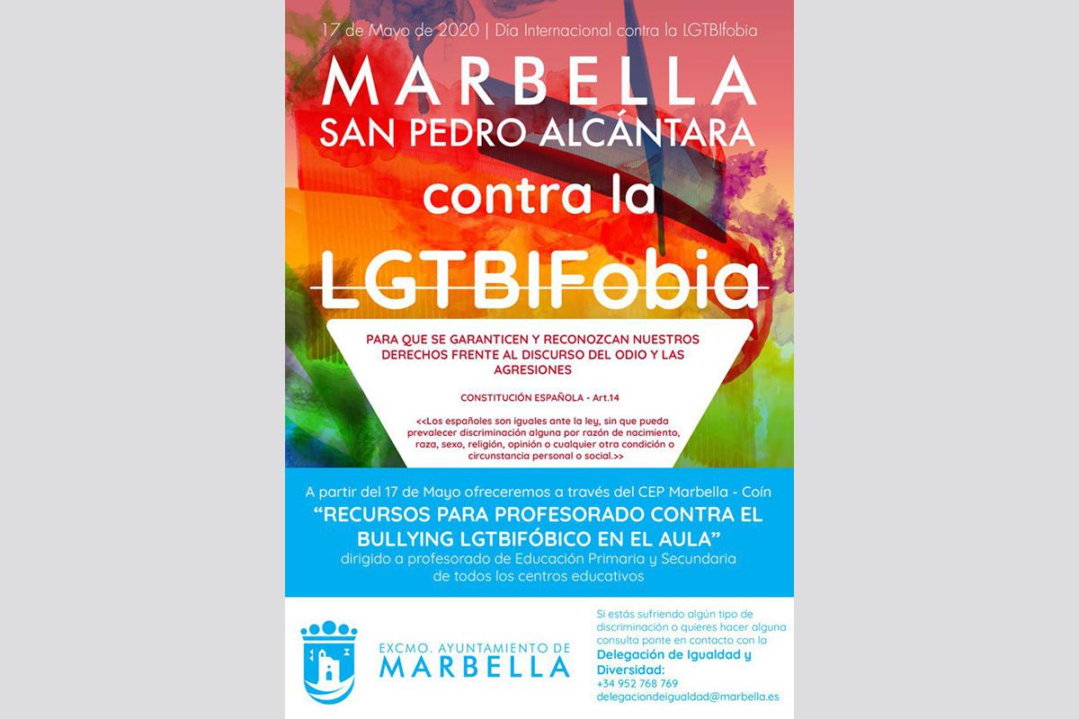 Guía de recursos contra el bullying LGTBIfóbico en el aula