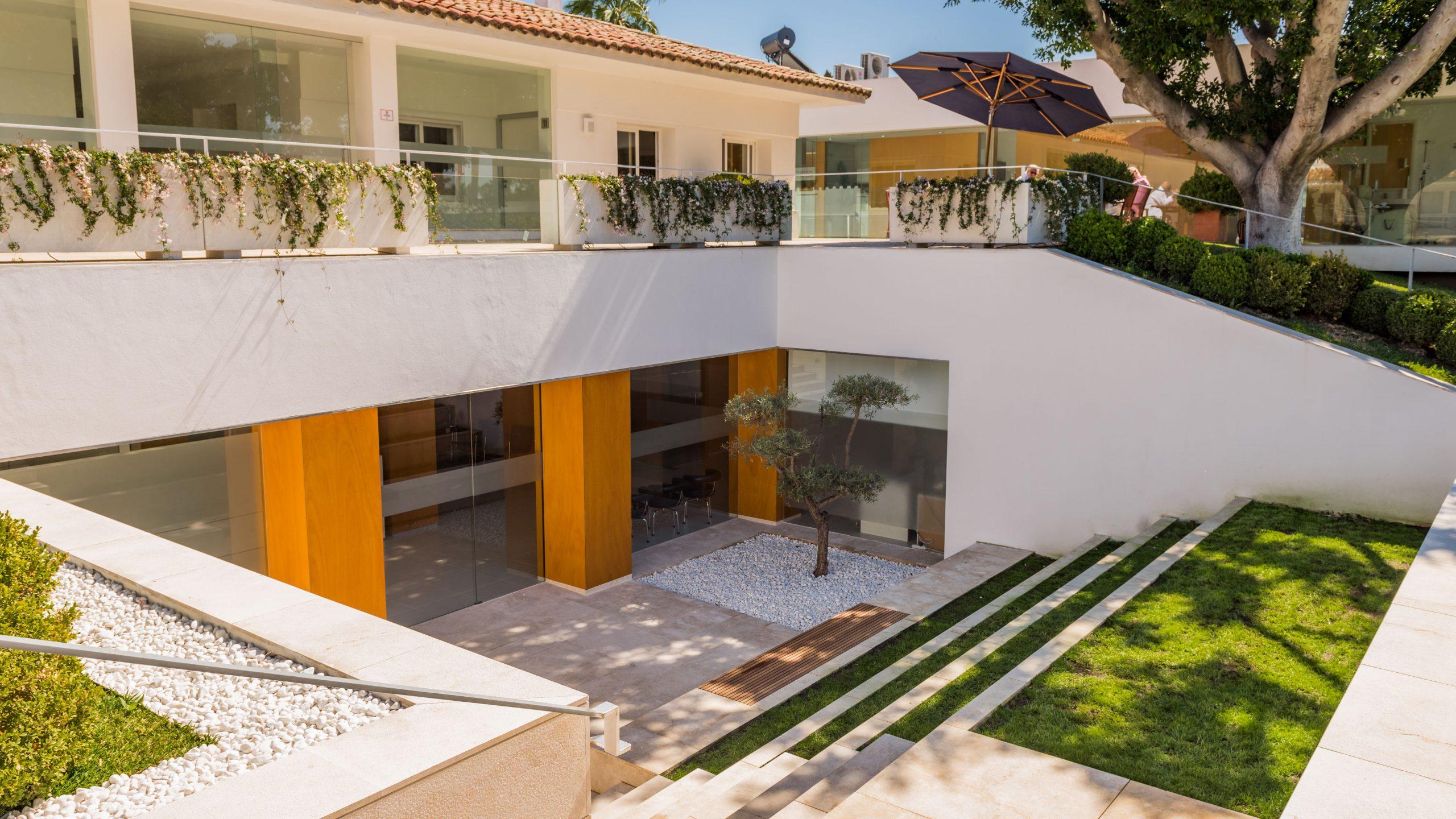 HC Marbella inaugura la ampliación de 1.400 m2 en su centro hospitalario con renovación y creación de nuevas unidades