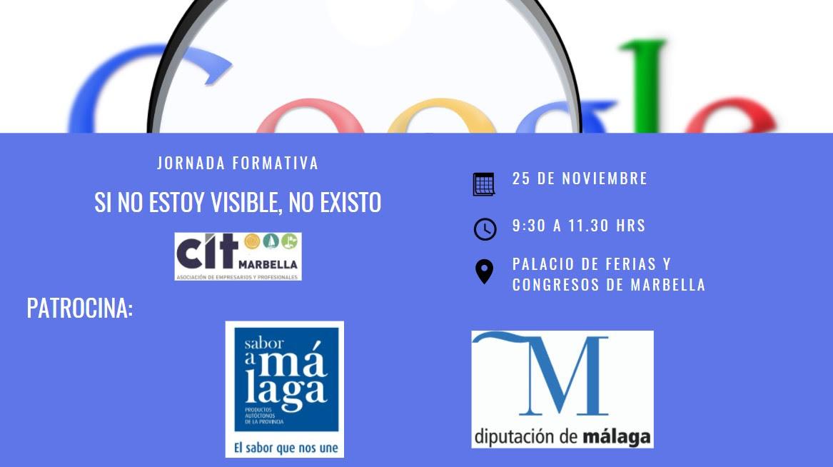 Hoy, jornada de CIT Marbella y Sabor a Málaga