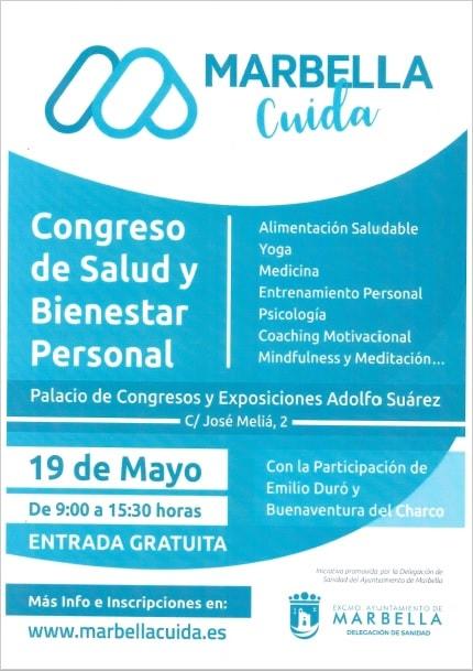 El Hospital Quirónsalud Marbella participa en el I Congreso de Salud y Bienestar, organizado por Marbella Cuida