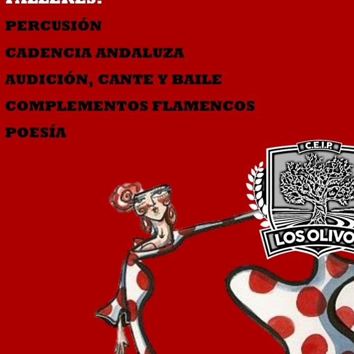 I Semana del Flamenco en el Colegio Los Olivos