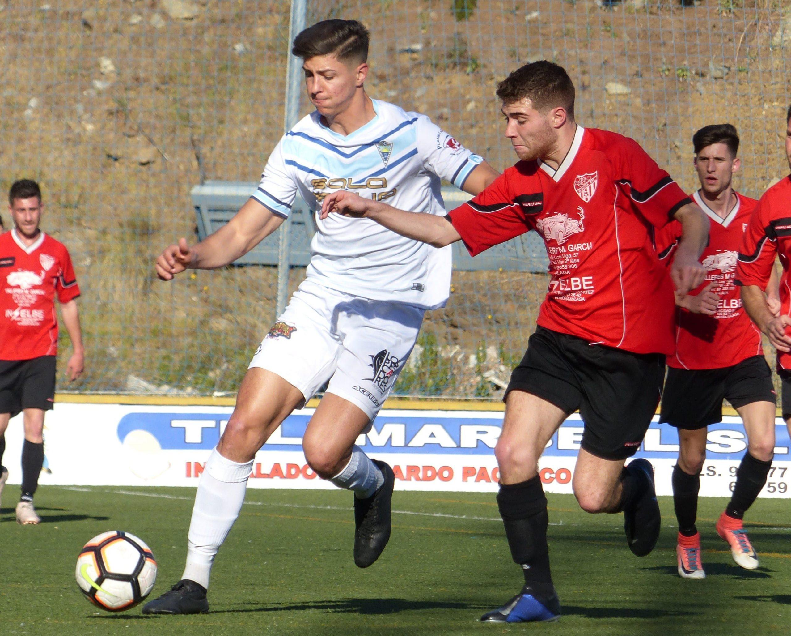 Inoportuna primera derrota en casa del Atl. Marbella frente al Almogía