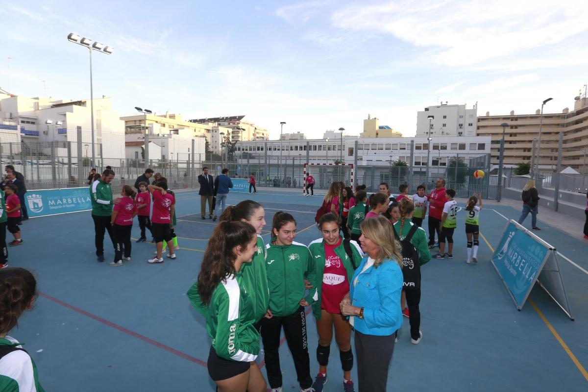 Instalaciones deportivas Francisco Norte