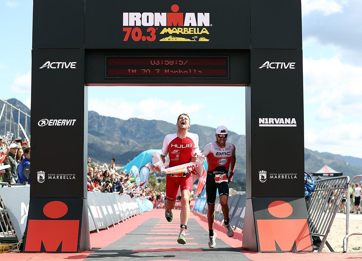 Ironman 70.3 Marbella conquista convierte a la ciudad en la capital mundial del triatlón