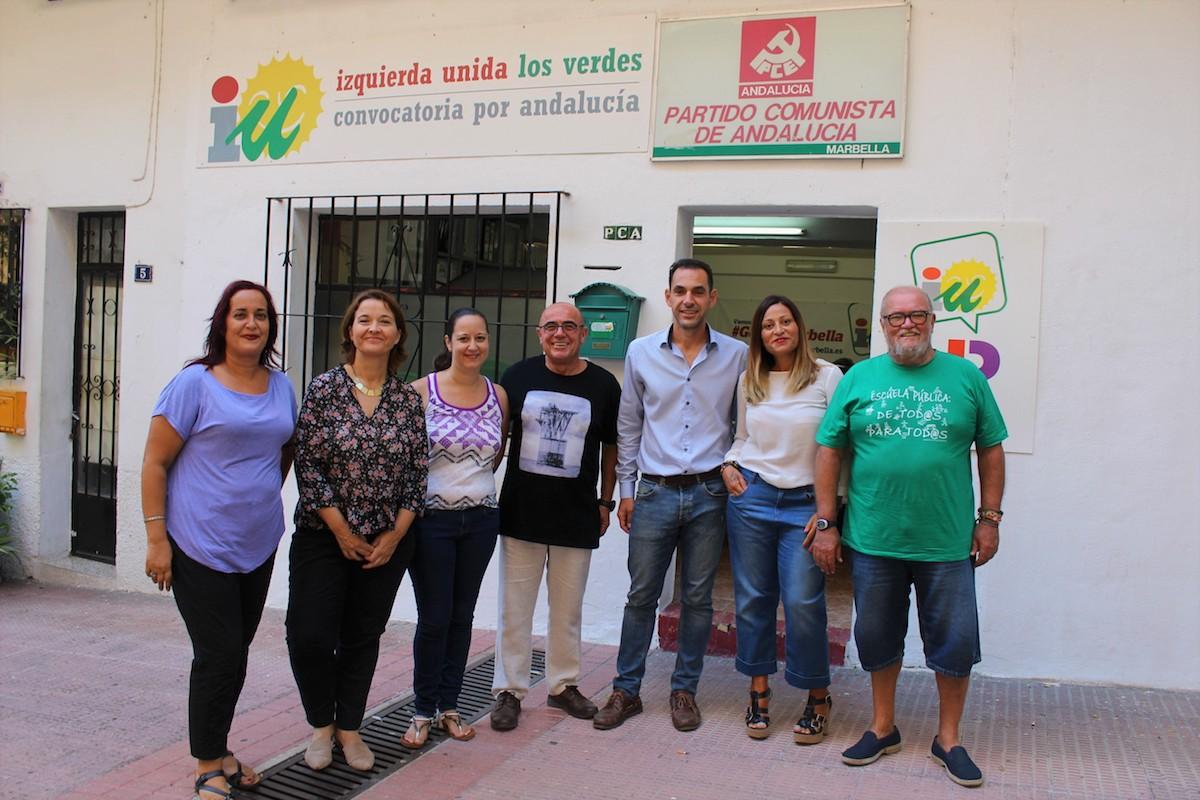 Izquierda Unida Miguel Díaz