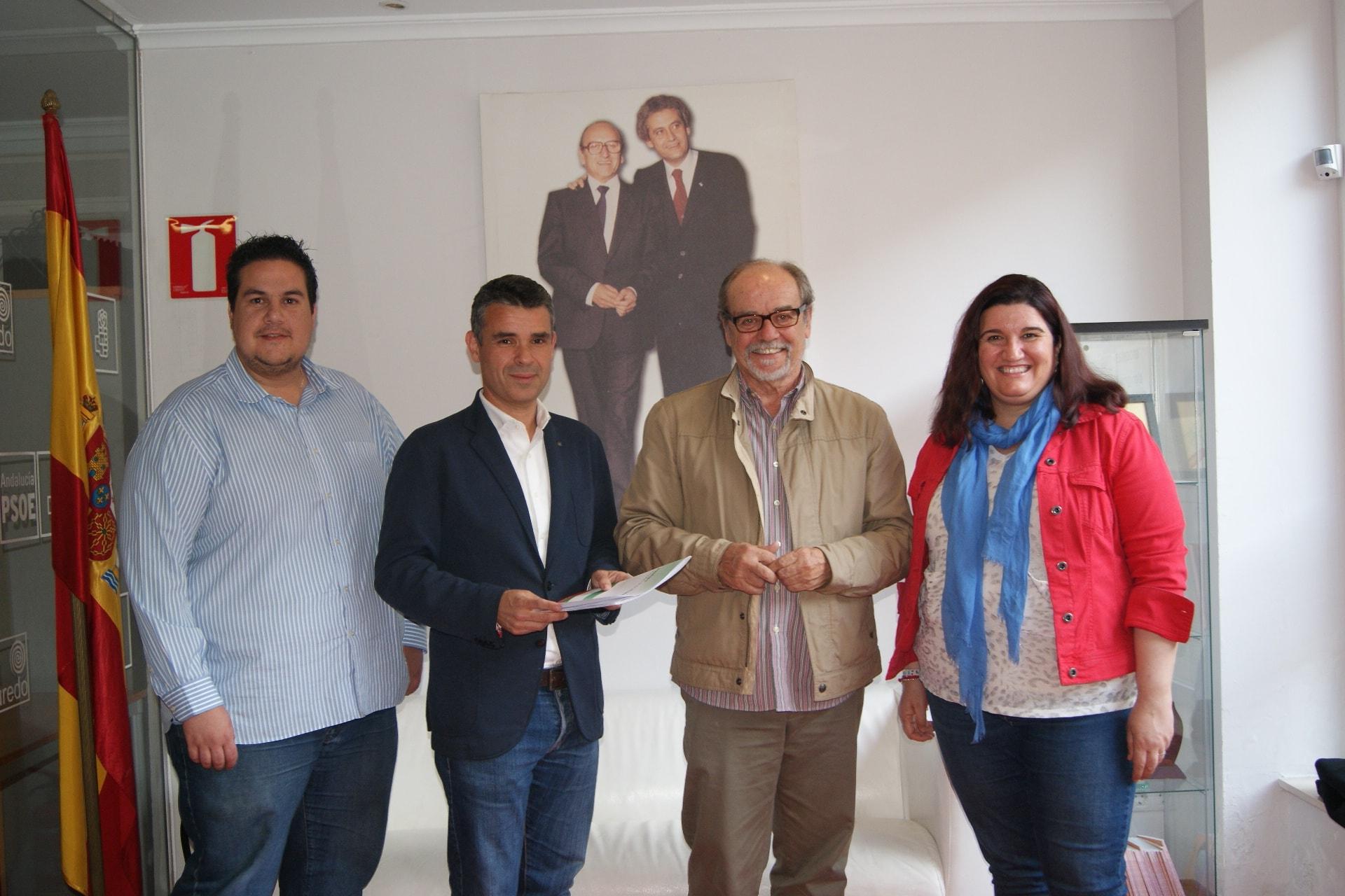 José Bernal será oficialmente el candidato del PSOE a las próximas elecciones municipales