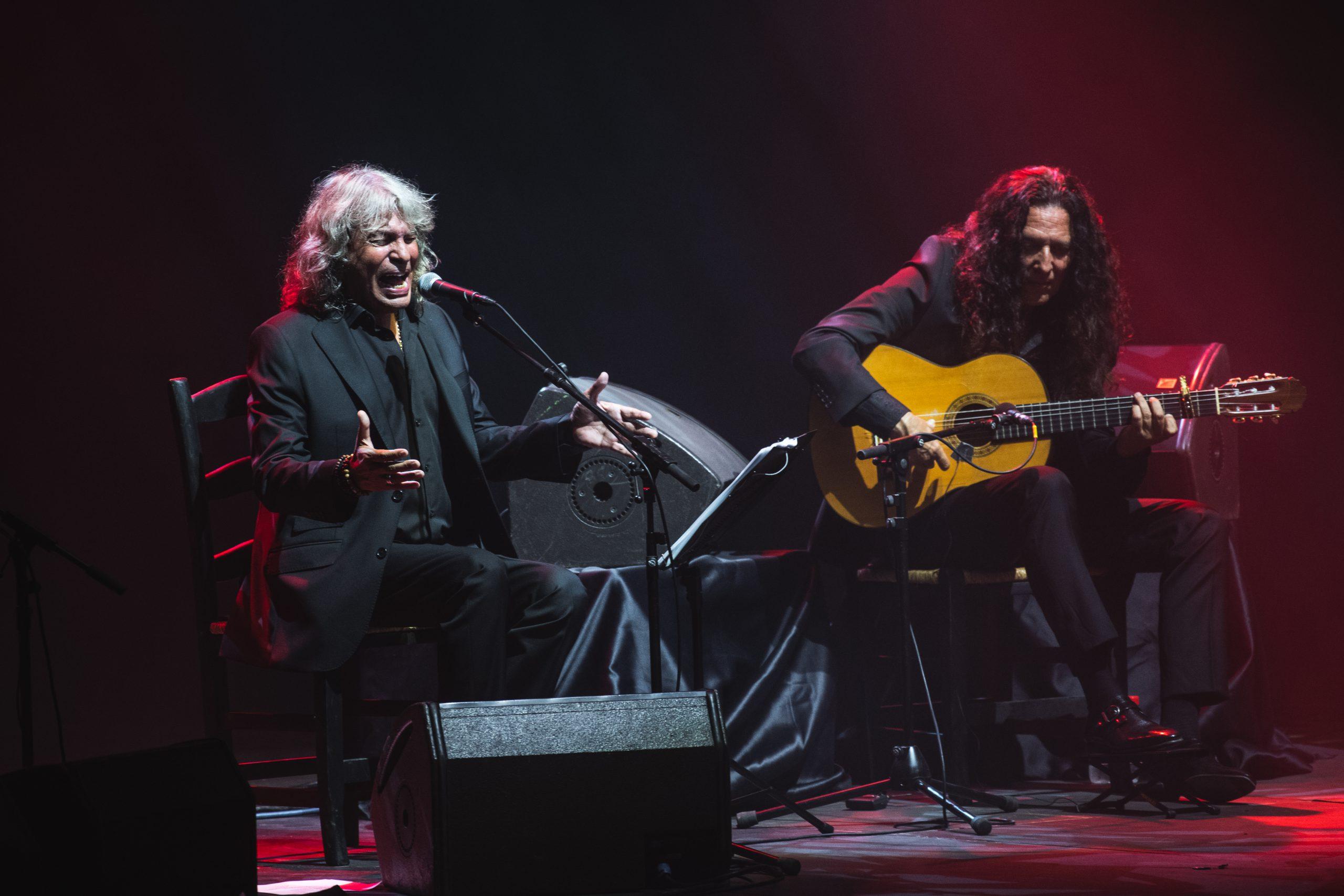 José Mercé y Tomatito, exponentes del flamenco más puro, embrujaron Starlite