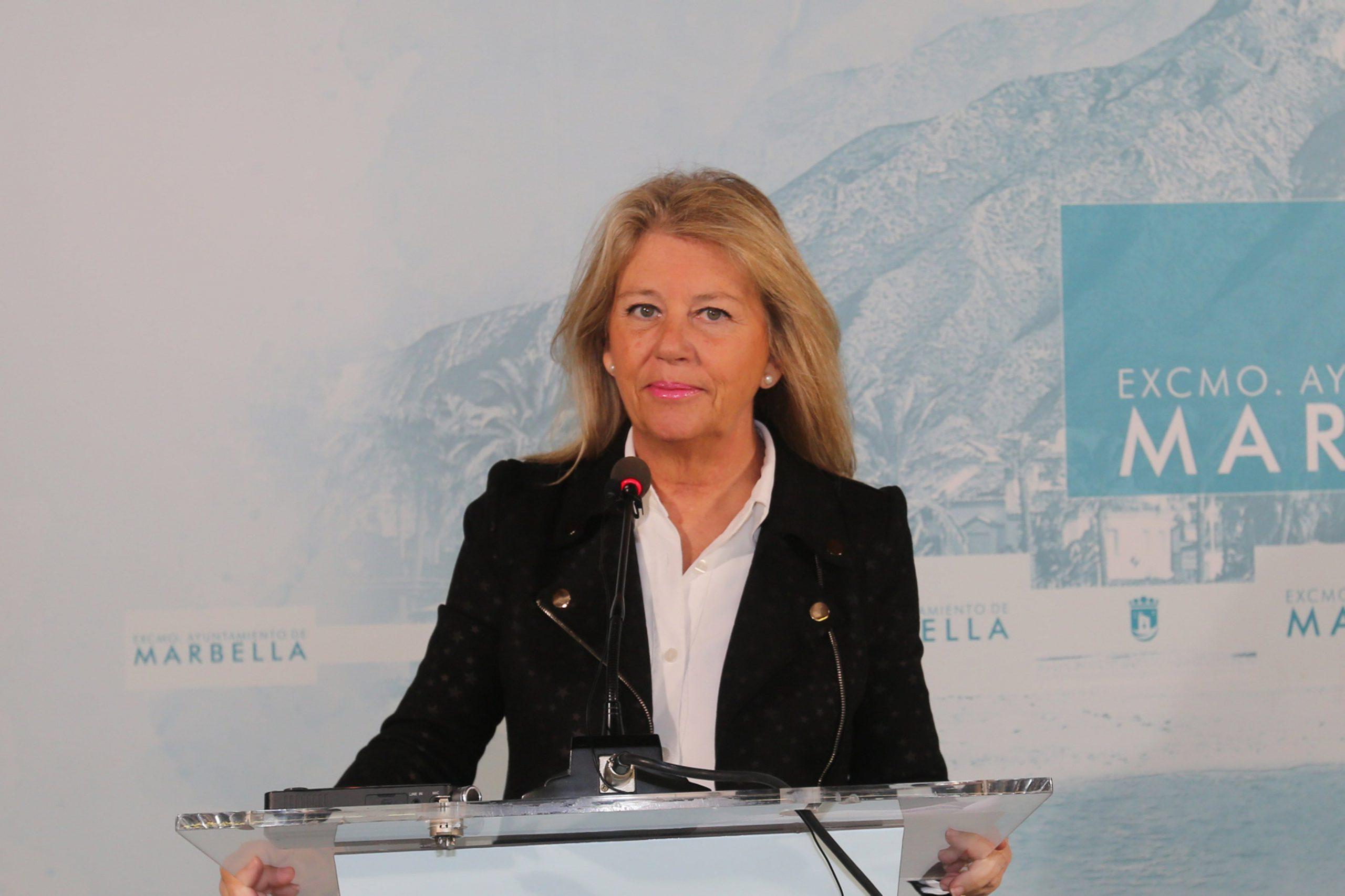 La alcaldesa anuncia un ambicioso plan de reactivación económica con una inversión de 130 millones de euros