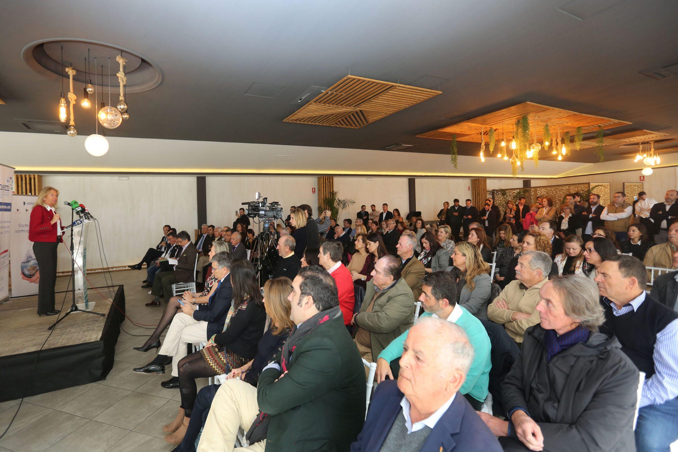 La alcaldesa marca para finales de 2020 la aprobación del nuevo PGOU de Marbella