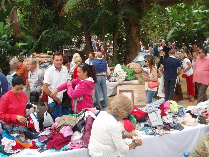 La asociación Horizonte Proyecto Hombre Marbella celebra el día 1 su Rastrillo Benéfico de Primavera