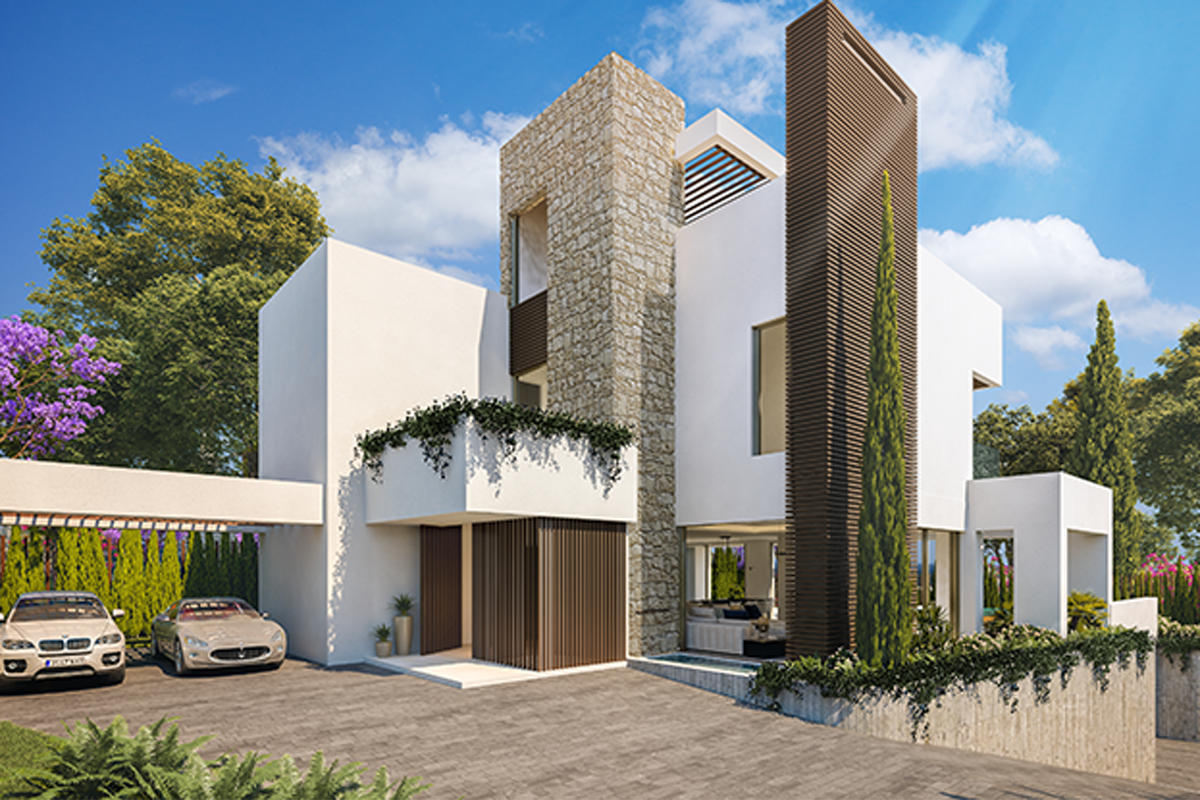 La Fuente, complejo de lujo en pleno casco urbano de Marbella