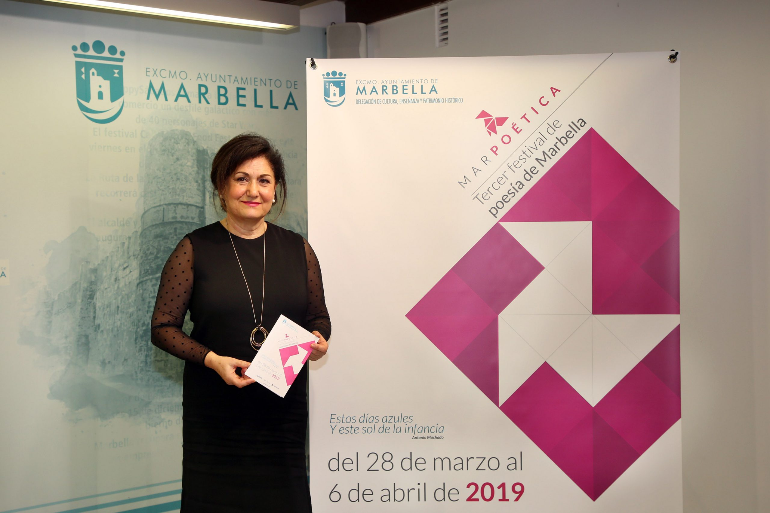 La III edición del Festival Marpoética llenará Marbella de versos y música