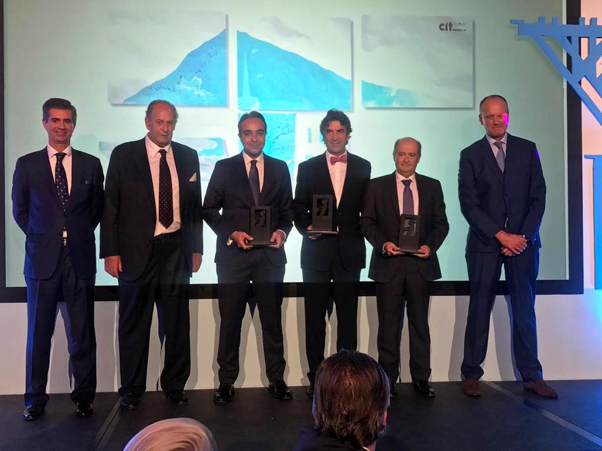 La Obra Social La Caixa, Francisco Puya y Buchinger Wilhelmi Marbella, galardonados en la XIX edición de los premios empresariales CIT