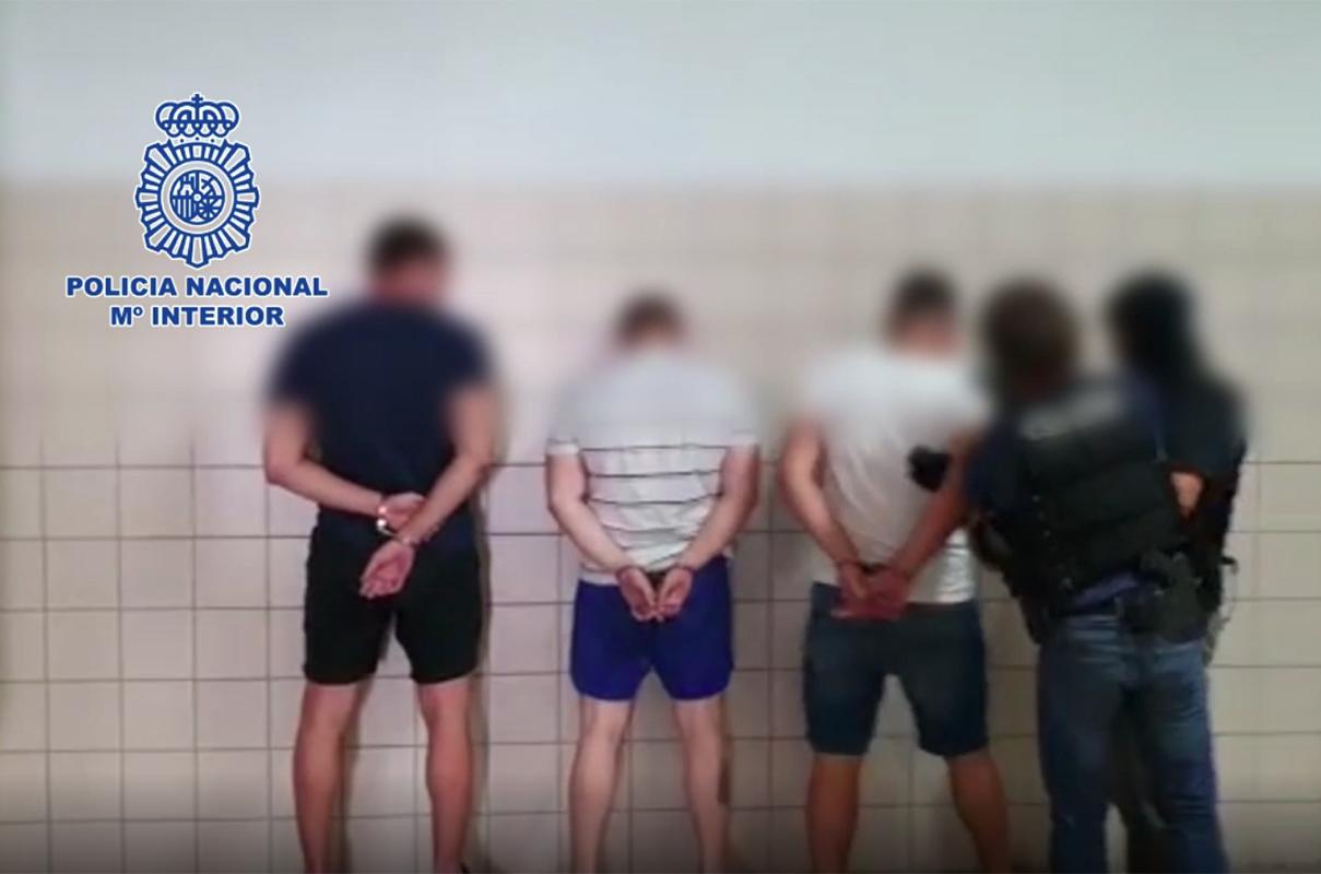 La Policía Nacional esclarece el homicidio de un varón ocurrido en Marbella