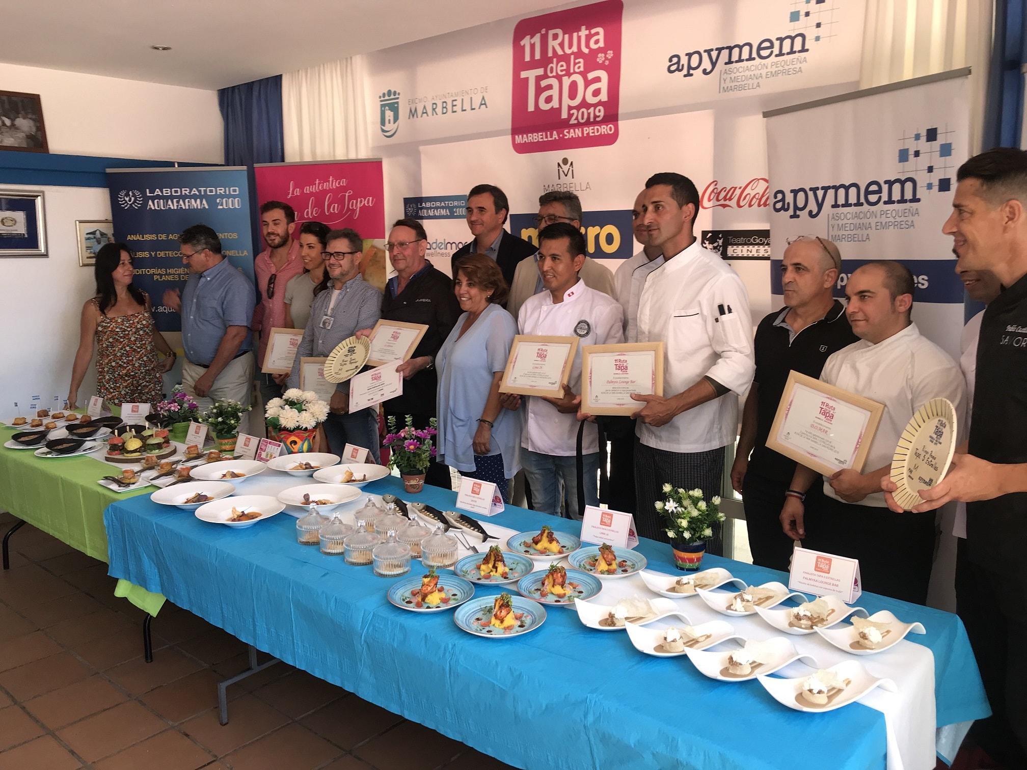 La Ribera y Savor, primeros premios de la XI Ruta de la Tapa en las categorías Popular y 5 Estrellas