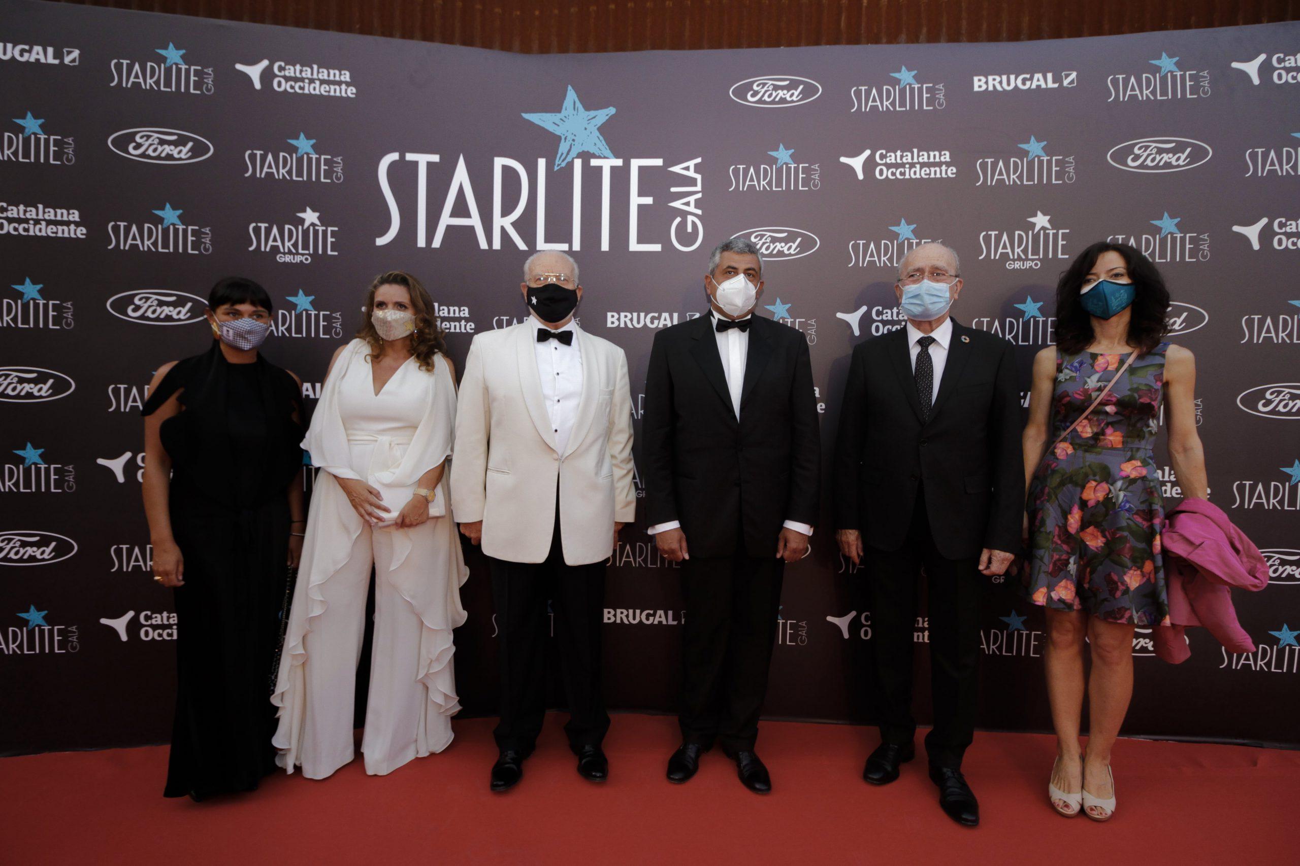 La solidaridad de la Gala Starlite se muestra más fuerte que nunca