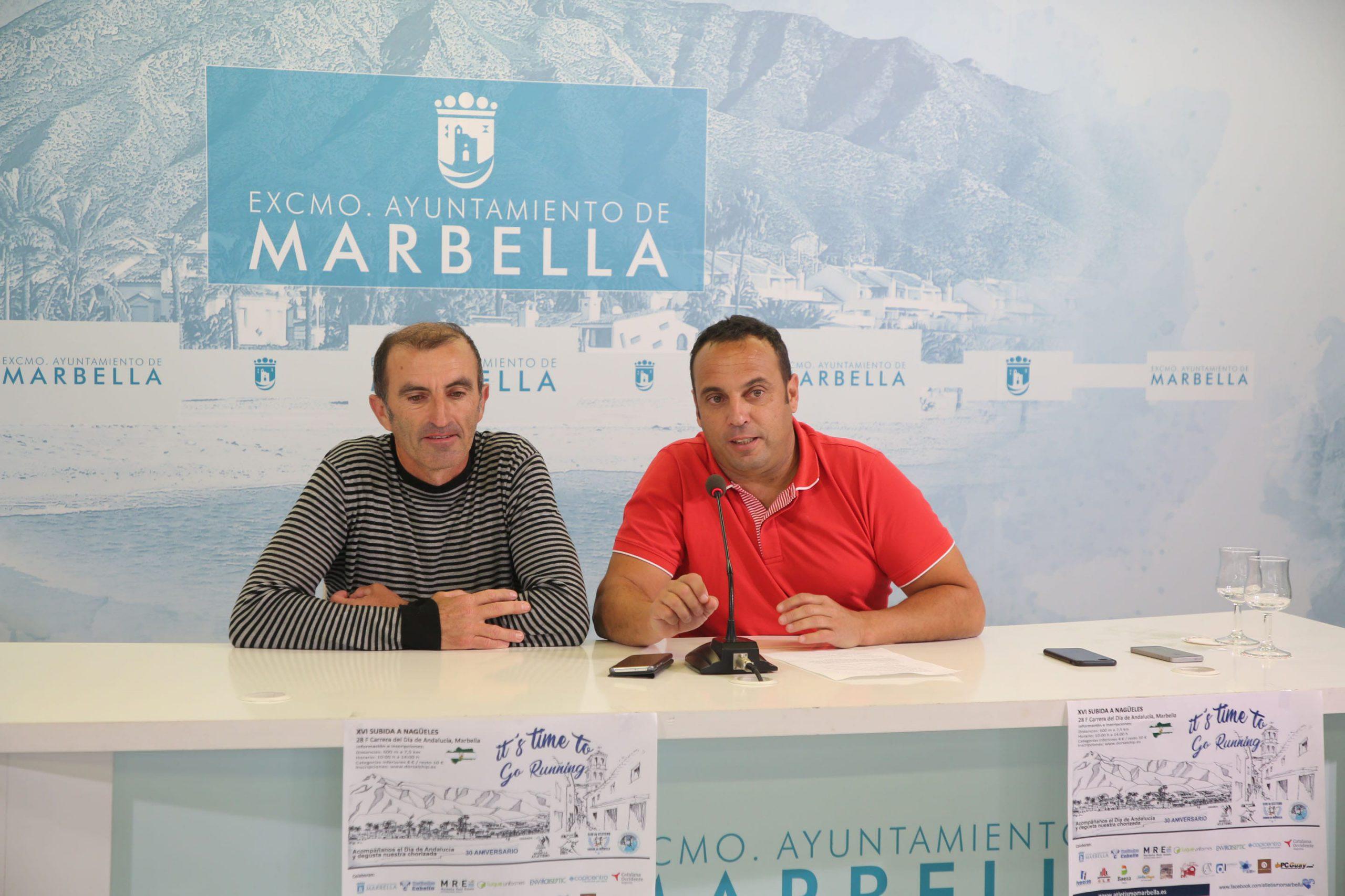 a Subida a Nagüeles celebrará el próximo Día de Andalucía su XVI edición