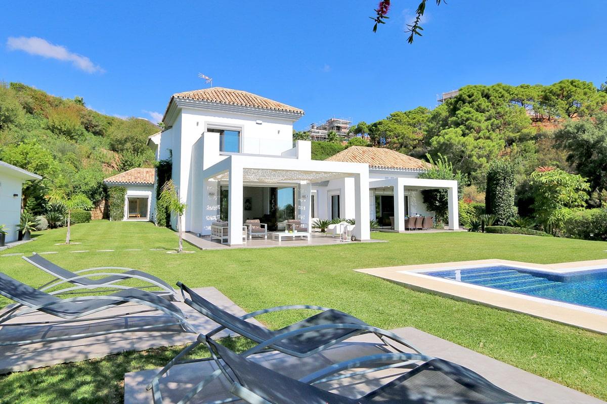 La venta de viviendas de lujo en Marbella no pierde fuelle pese a la crisis sanitaria internacional