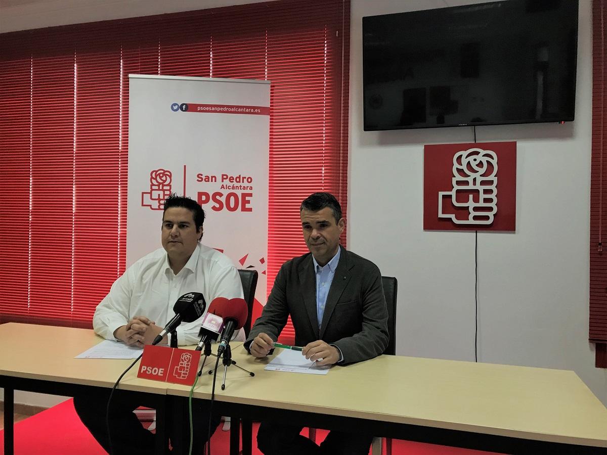 El PSOE pedirá en pleno la limpieza de los cauces y ríos urbanos del municipio