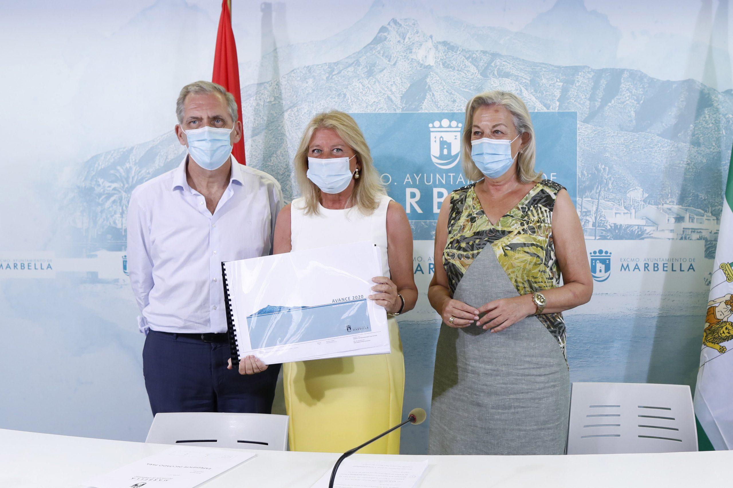 Llevarán a Pleno la próxima semana el avance del nuevo PGOU de Marbella