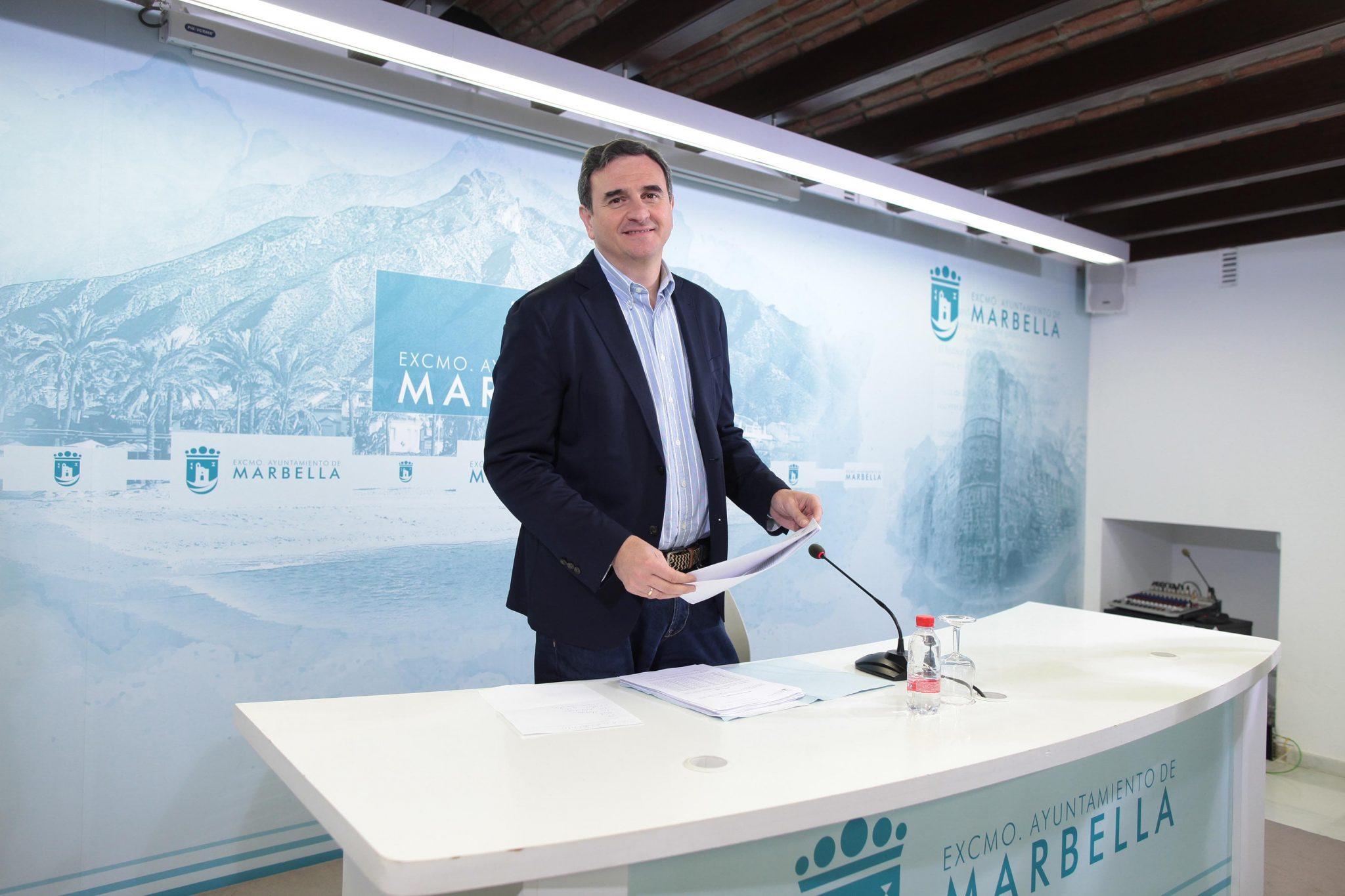 Los ciudadanos empadronados en Marbella podrán solicitar desde el próximo jueves la Tarjeta Municipal de Movilidad