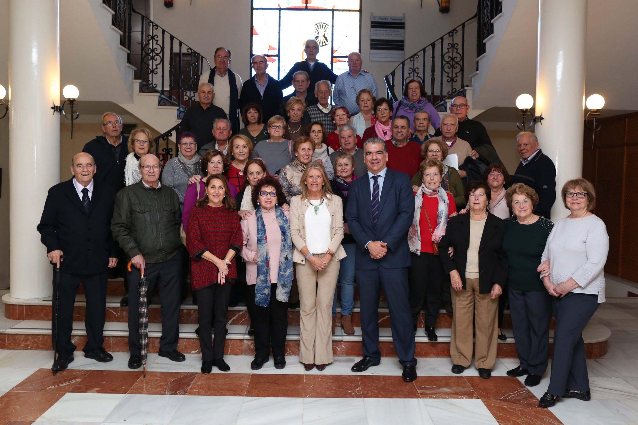 Los proyectos de mejora de los Centros de Participación Activa comenzarán a ejecutarse la próxima semana