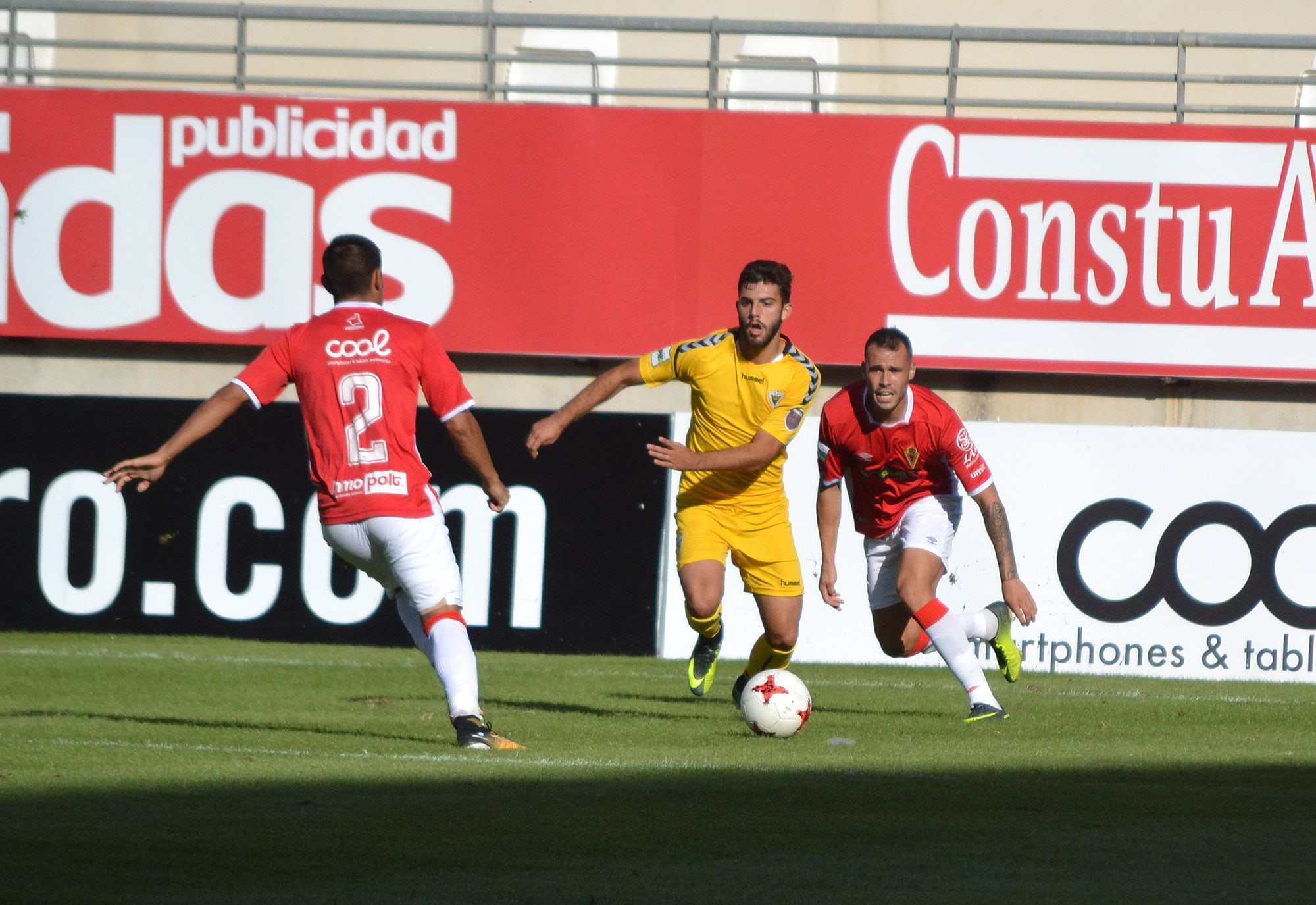 Luis Rioja Marbella FC