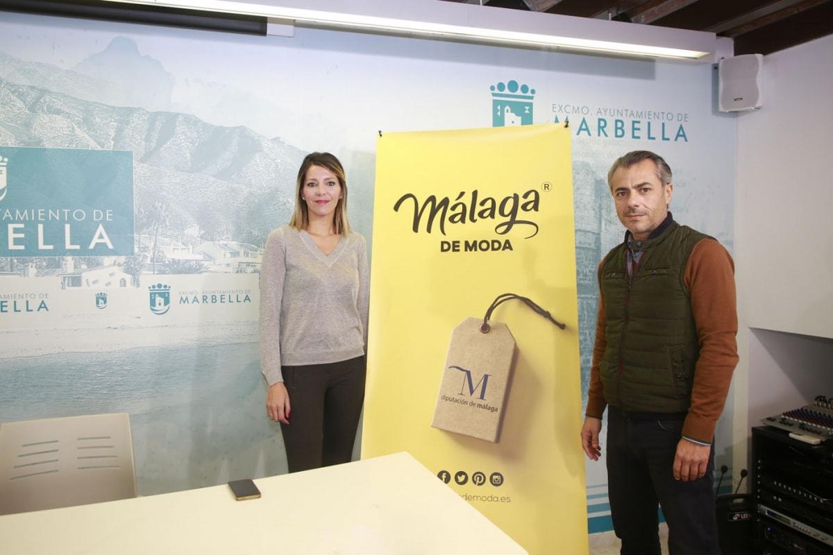 Una charla-coloquio del diseñador Modesto Lomba abrirá el próximo lunes la colaboración de Marbella con la nueva marca Málaga de moda, impulsada por la Diputación Provincial