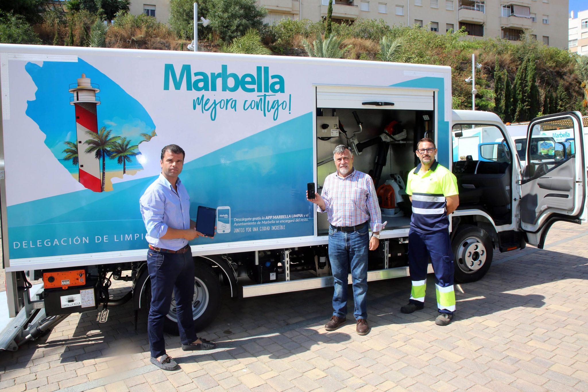 App Marbella Limpia