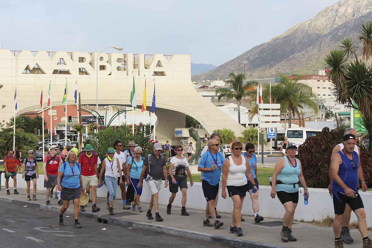 Marbella 4Dias Caminando