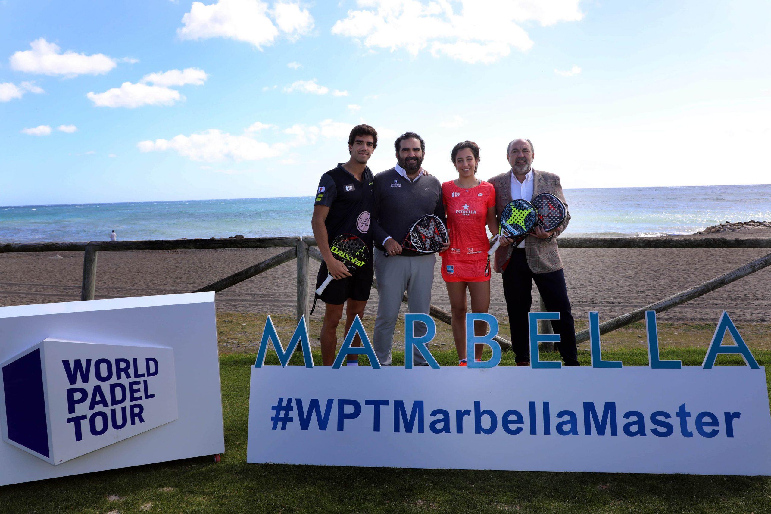 Marbella acogerá desde mañana la fase final de la primera prueba del circuito World Padel Tour 2020