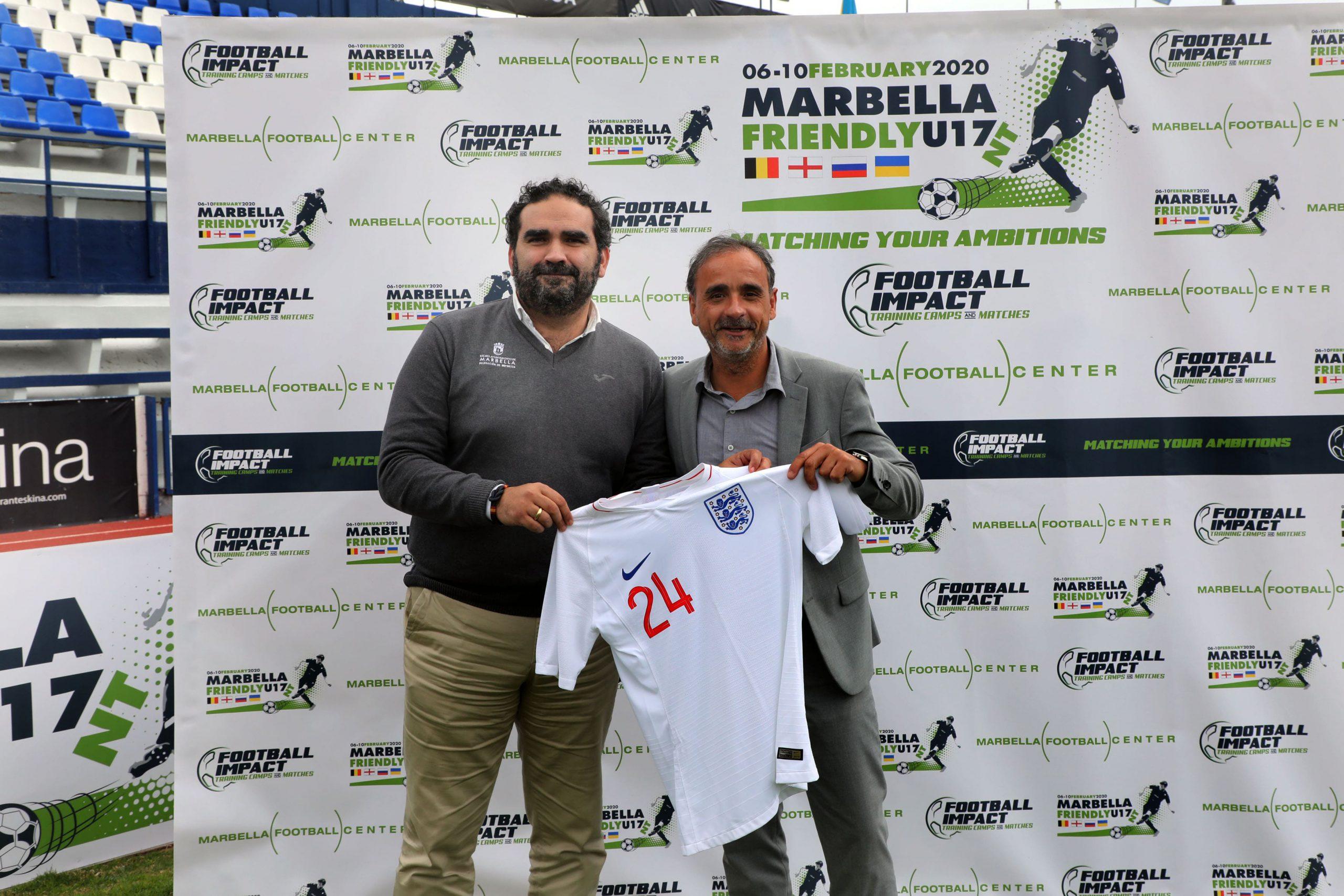 Marbella acogerá la 'Friendly Match Week' con ocho partidos amistosos