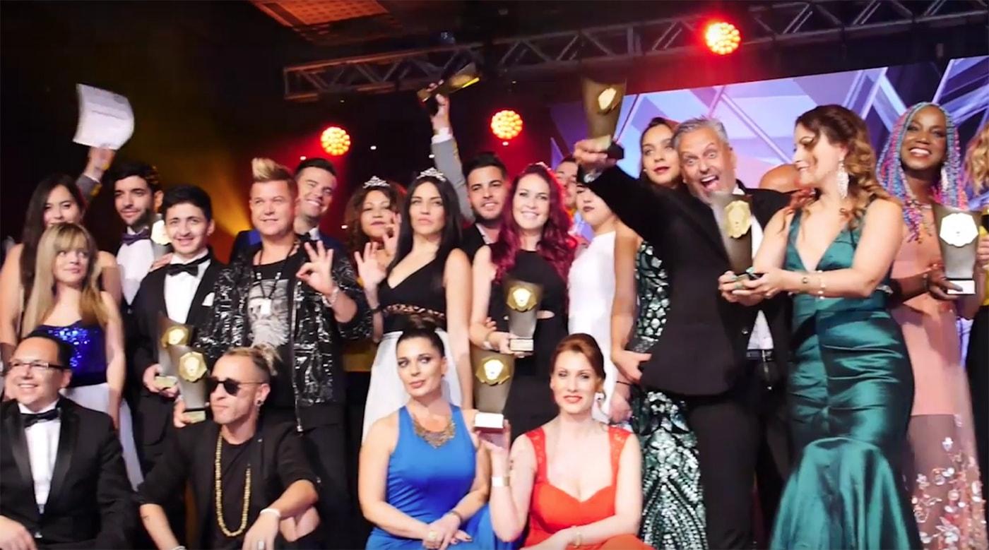 Marbella albergará el 15 de septiembre la Gran Gala de Los Premios Latino 2018