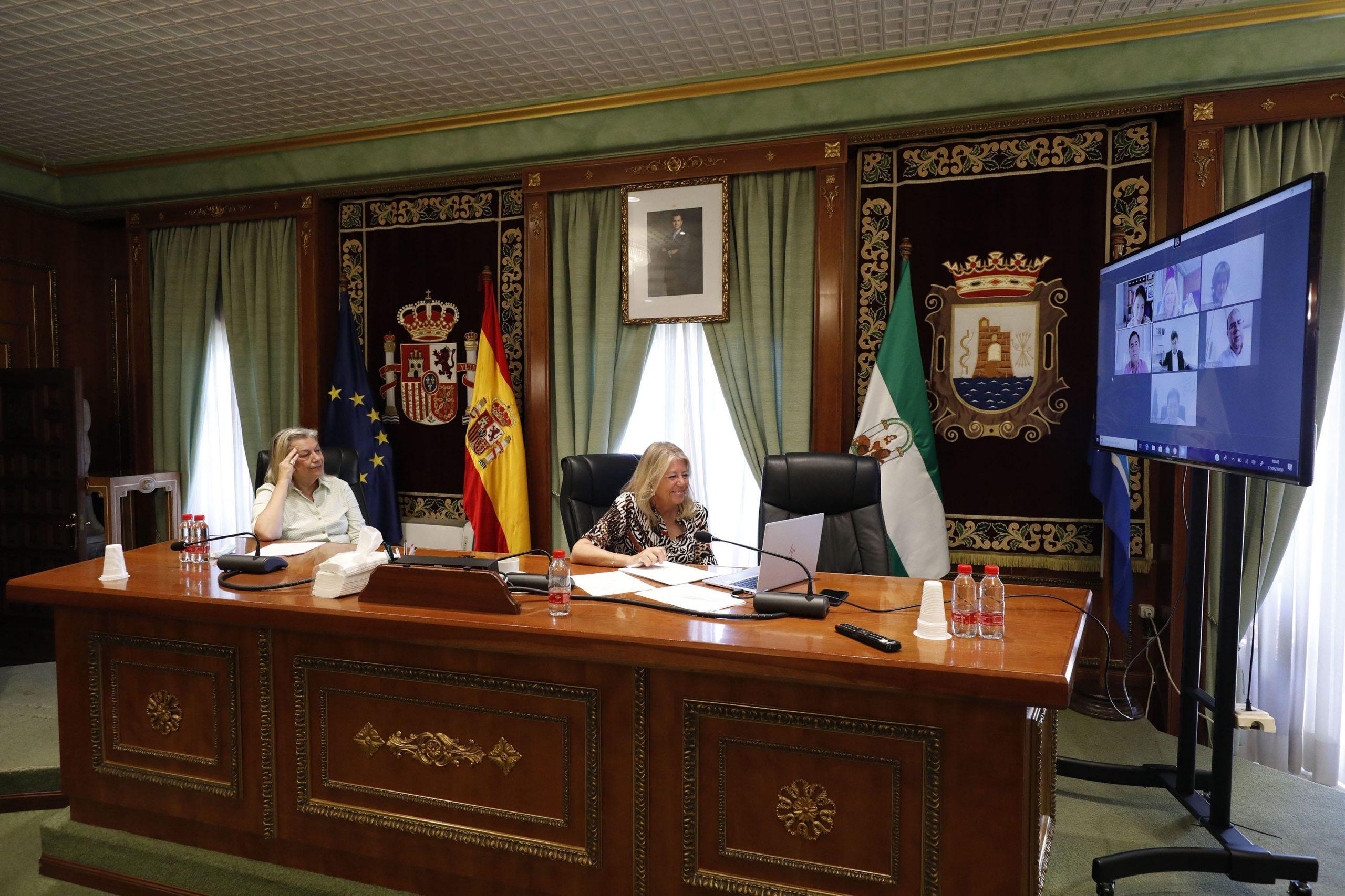 Marbella apoya al sector de la construcción para contribuir a la reactivación económica