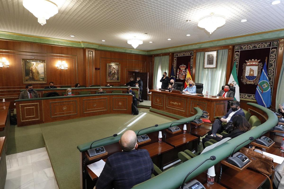 Marbella aprueba para 2021 los presupuestos más solidarios y ambiciosos