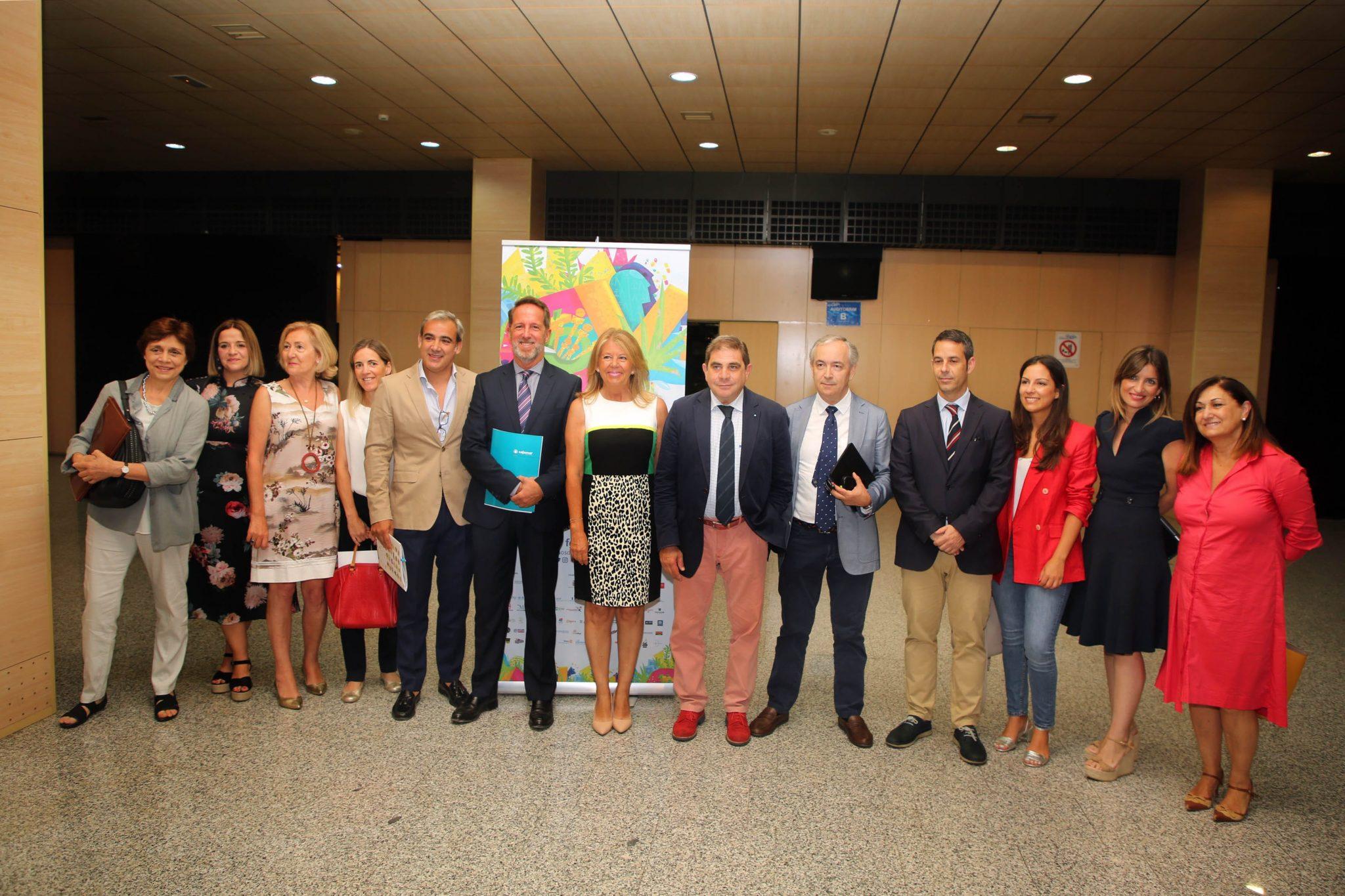Marbella apuesta por la calidad educativa en el X aniversario de su colaboración con la UMA