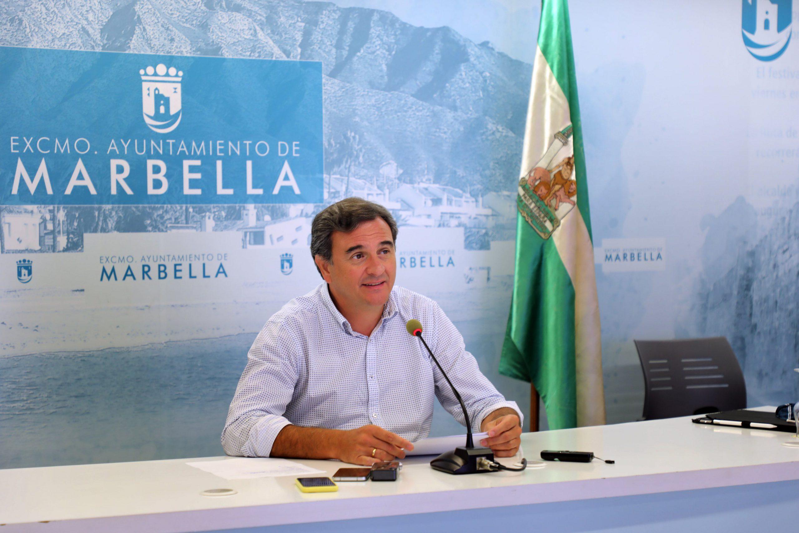 Marbella cerrará las playas del municipio entre las 21:30 horas y las 7:00 horas