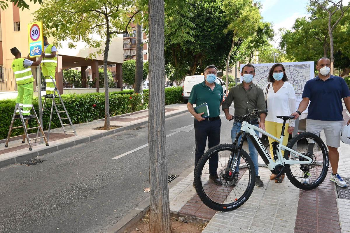 Marbella dispondrá de más de 40 ciclocalles