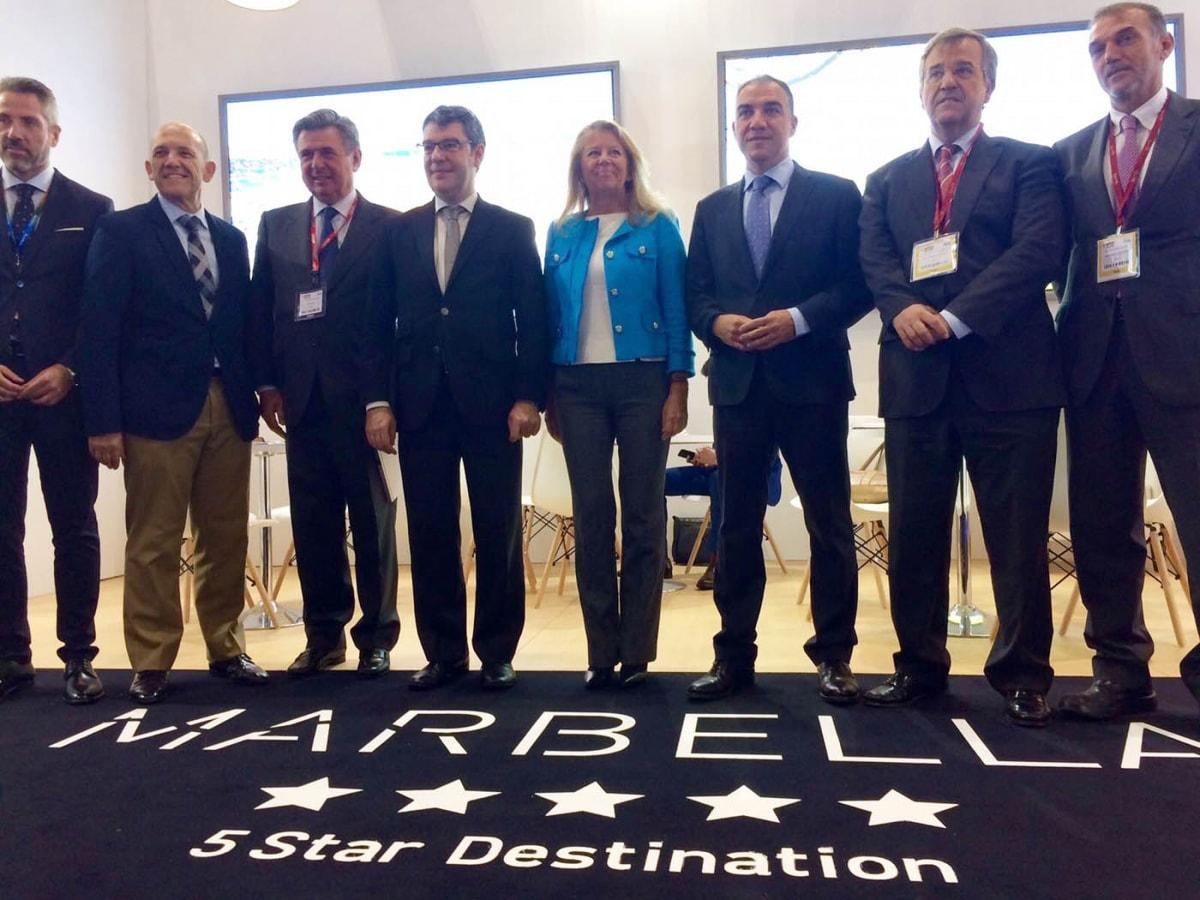 Marbella, en la WTM