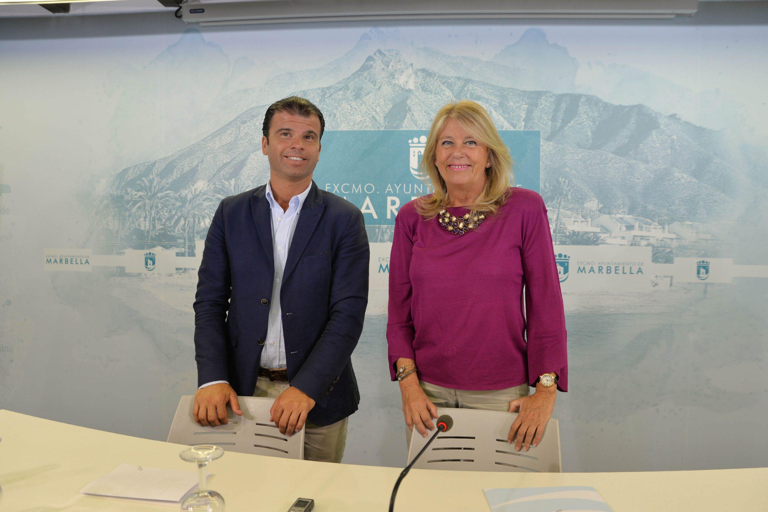 Marbella estará a la vanguardia en cuanto a puntos de recargas para coches eléctricos
