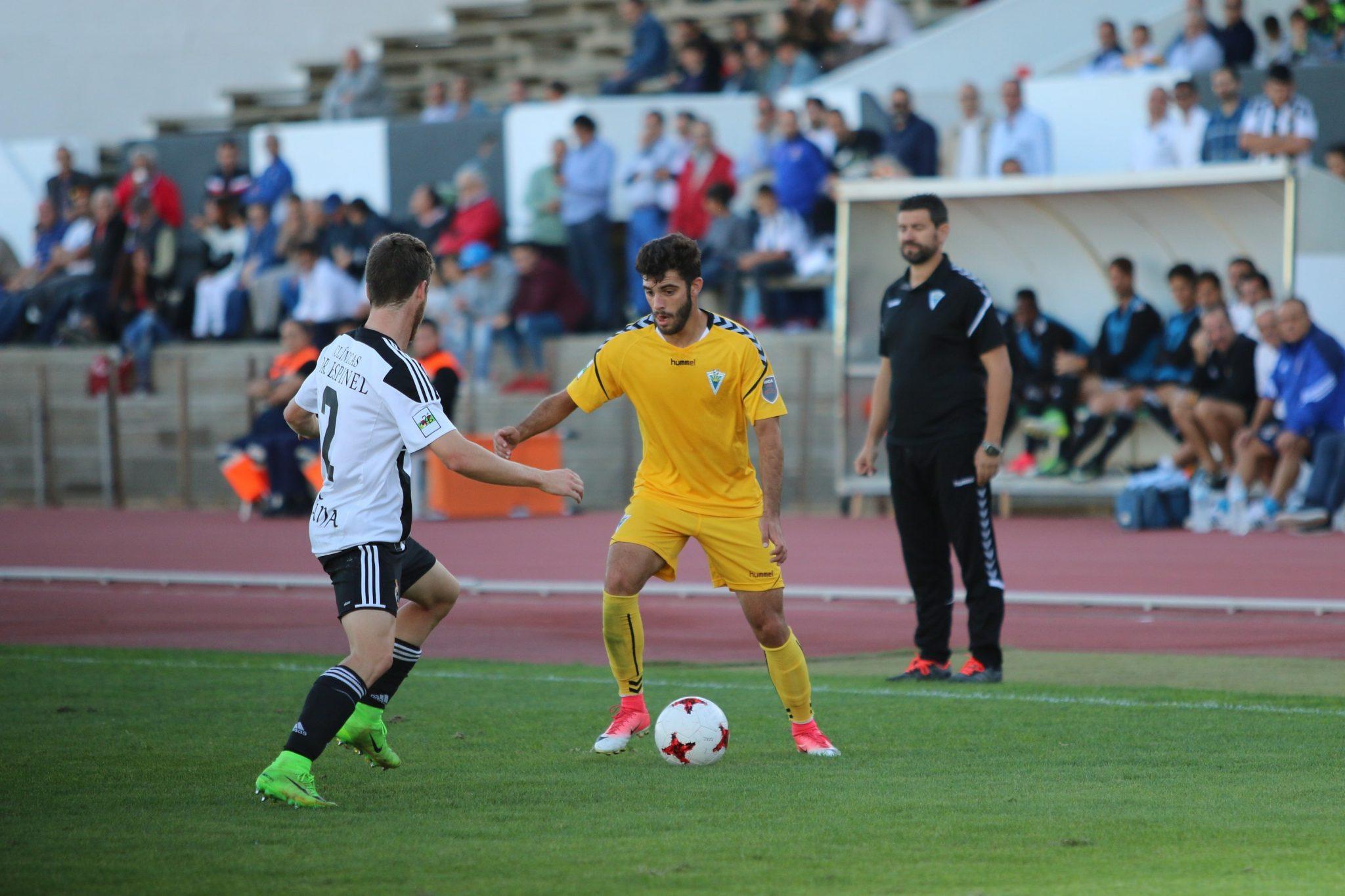 Marbella FC vs Balompédica Linense